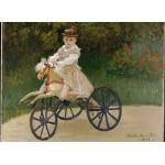 Puzzle  Grafika-Kids-00476 Claude Monet: Jean Monet, 1872