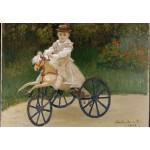 Puzzle  Grafika-Kids-00477 Claude Monet: Jean Monet, 1872