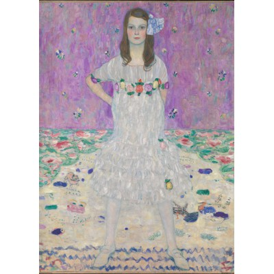 Puzzle Grafika-Kids-00488 Magnetische Teile - Gustav Klimt: Mäda Primavesi, 1912