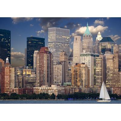 Puzzle Grafika-Kids-00493 Magnetische Teile - New York