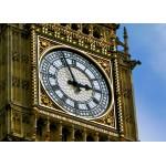 Puzzle  Grafika-Kids-00508 Magnetische Teile - Big Ben, London