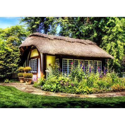 Puzzle Grafika-Kids-00530 Cottage