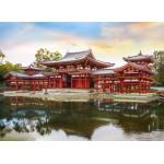 Puzzle  Grafika-Kids-00560 Byodo-In-Tempel in Kyoto, Japan