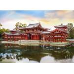 Puzzle  Grafika-Kids-00562 Byodo-In-Tempel in Kyoto, Japan