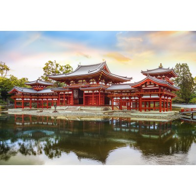 Puzzle Grafika-Kids-00564 XXL Teile - Byodo-In-Tempel in Kyoto, Japan
