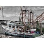 Puzzle  Grafika-Kids-00565 Fischerboot
