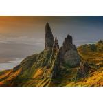 Puzzle  Grafika-Kids-00649 XXL Teile - Skye, Insel in Schottland