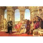 Puzzle  Grafika-Kids-00693 Sandro Botticelli: Die Verleumdung des Apelles, 1495-1497