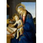 Puzzle  Grafika-Kids-00700 XXL Teile - Sandro Botticelli: Madonna des Buches, 1480