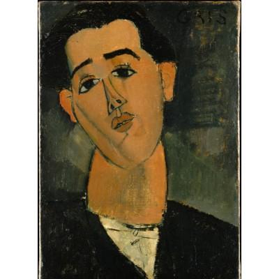Puzzle Grafika-Kids-00718 Amedeo Modigliani: Juan Gris, 1915