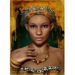 Puzzle  Grafika-Kids-00720 Afrikanische Frauen