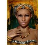 Puzzle  Grafika-Kids-00721 Afrikanische Frauen