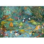 Puzzle  Grafika-Kids-00804 François Ruyer: Jungle