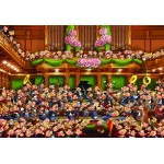 Puzzle  Grafika-Kids-00812 XXL Teile - François Ruyer: Orchester