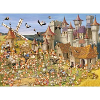 Puzzle Grafika-Kids-00813 François Ruyer
