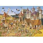 Puzzle  Grafika-Kids-00817 Magnetische Teile - François Ruyer