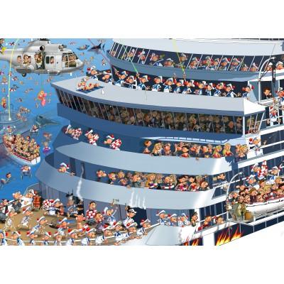Puzzle Grafika-Kids-00819 François Ruyer