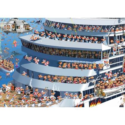 Puzzle Grafika-Kids-00822 François Ruyer