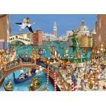 Puzzle  Grafika-Kids-00855 François Ruyer: Venedig