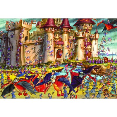 Puzzle Grafika-Kids-00861 XXL Teile - François Ruyer