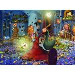Puzzle  Grafika-Kids-00884 François Ruyer: Hexe