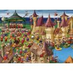 Puzzle  Grafika-Kids-00889 François Ruyer: Hexen