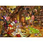 Puzzle  Grafika-Kids-00894 François Ruyer: Hexe