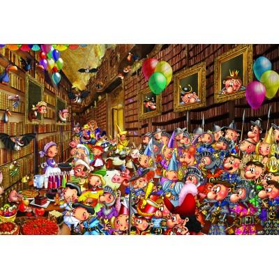Puzzle Grafika-Kids-00913 XXL Teile - François Ruyer: Prinzessin