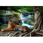 Puzzle  Grafika-Kids-01059 Tiger