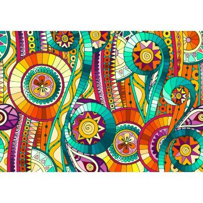 Puzzle Grafika-Kids-01077 Abstrakte Kunst