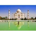 Puzzle  Grafika-Kids-01136 Magnetische Teile - Taj Mahal