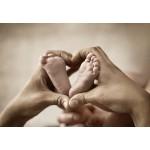 Puzzle  Grafika-Kids-01150 Konrad Bak: Baby Love