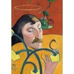Puzzle  Grafika-Kids-01298 Paul Gauguin: Self-Portrait, 1889