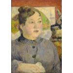 Puzzle  Grafika-Kids-01307 Paul Gauguin: Madame Alexandre Kohler, 1887-1888