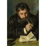 Puzzle  Grafika-Kids-01333 Auguste Renoir: Claude Monet, 1872