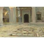 Puzzle  Grafika-Kids-01387 John Singer Sargent: Pavement, Cairo, 1891