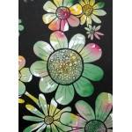 Puzzle  Grafika-Kids-01393 Doodle Flowers