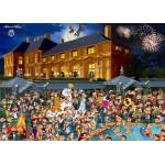 Puzzle  Grafika-Kids-01434 François Ruyer: Château de Vallery