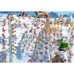 Puzzle  Grafika-Kids-01442 François Ruyer - Climbing