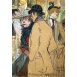 Puzzle   Henri de Toulouse-Lautrec: Alfred la Guigne, 1894
