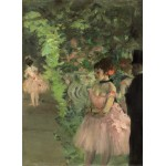 Puzzle   Edgar Degas: Dancers Backstage, 1876/1883
