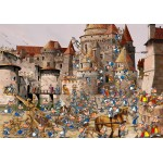 Puzzle   François Ruyer - Attack of the Castle