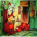 Puzzle   François Ruyer - Die Hexe