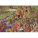 Puzzle   François Ruyer - Kaninchen