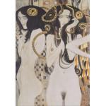 Puzzle  Grafika-00011 Gustav Klimt, 1902
