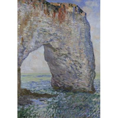 Puzzle Grafika-00042 Claude Monet: Le Manneporte à Étretat, 1886