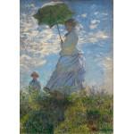 Puzzle  Grafika-00047 Claude Monet: La Femme à l'Ombrelle, 1875