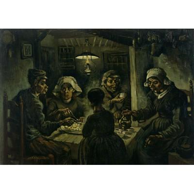 Puzzle Grafika-00066 Vincent van Gogh, 1885