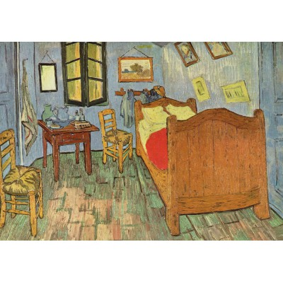 Puzzle Grafika-00070 Vincent van Gogh, 1888