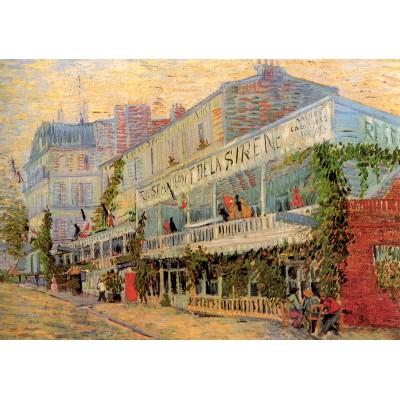 Puzzle Grafika-00073 Vincent van Gogh, 1887